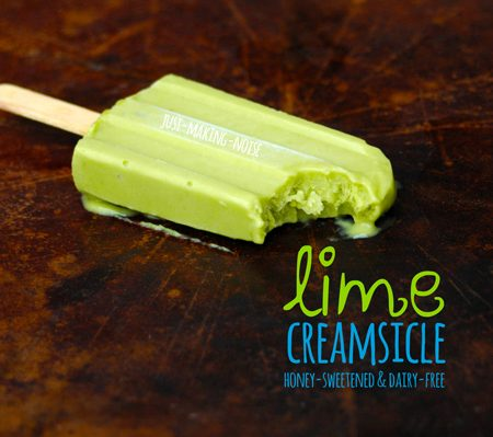 lime creamsicle